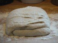 ciabatta - przygotowanie ciasta
